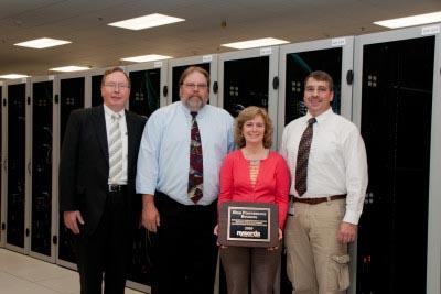 Awardees in the Data Center