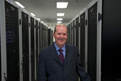 David Lewis in the Data Center