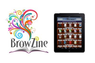 Browzine app