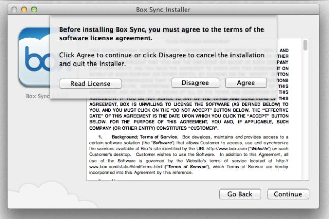 box mac agree to terms screenshot