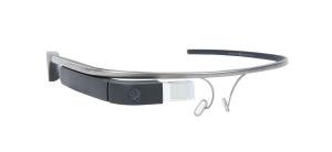 photo of google glass