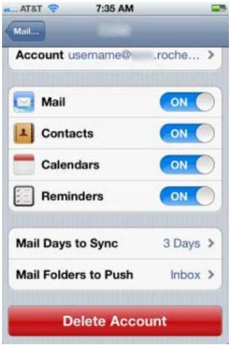 iOS-delete