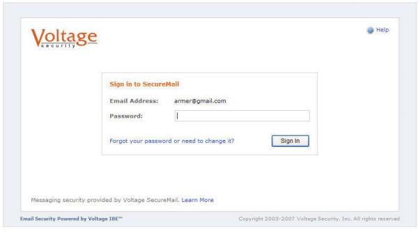 Read SecureMail Messages - University IT