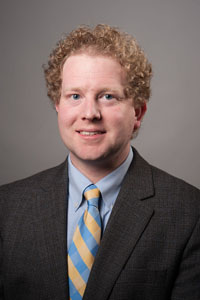 Brendan Mort, Ph.D.