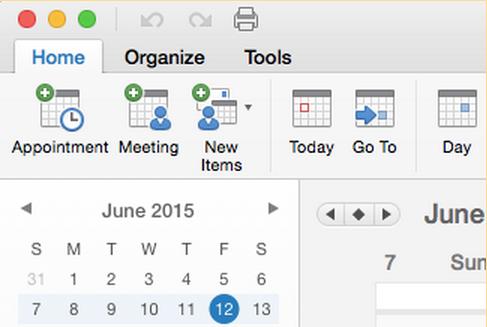 Skype Meeting from Outlook on Mac University IT