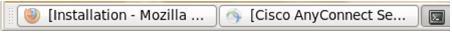 linux vpn screenshot
