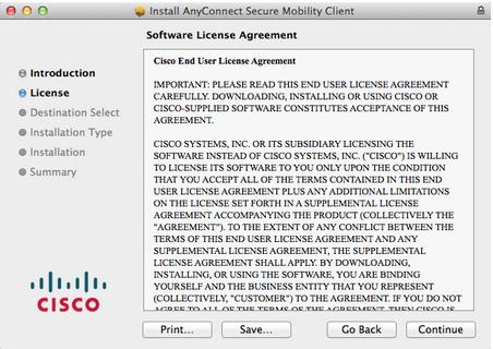 vpn mac screenshot