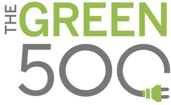 green 500 logo