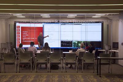CIRC class in visualization lab