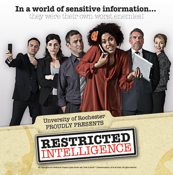 Restricted Intelligence Poster
