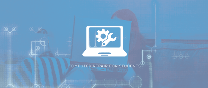 Computer Repair Students University It