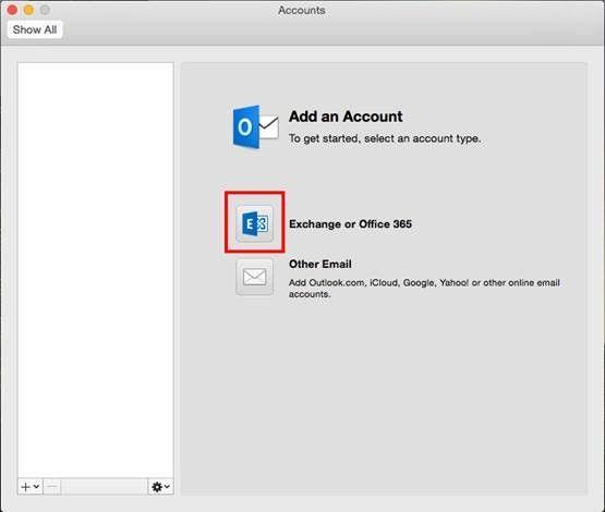 Access Office 365 on Mac Using Outlook - University IT